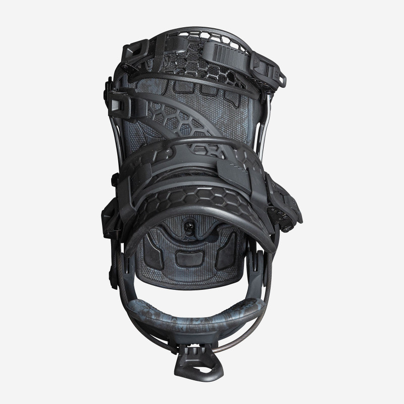 YES. Jackpot snowboard, topsheet & base view.