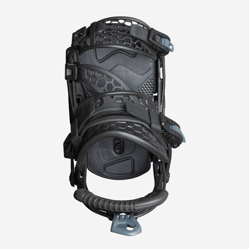 YES. Decade neckwarmer, shown in black colour, front view